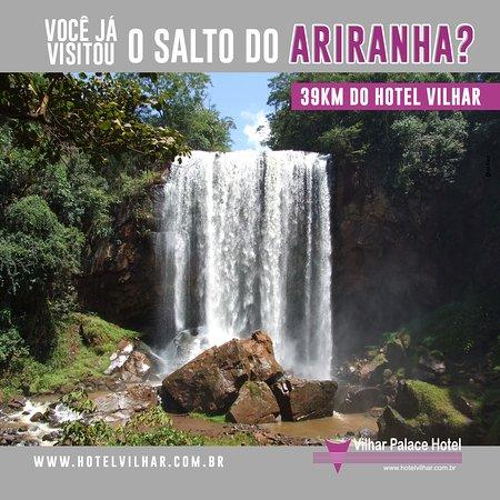 Ivaipora, PR: SALTO DO ARIRANHA