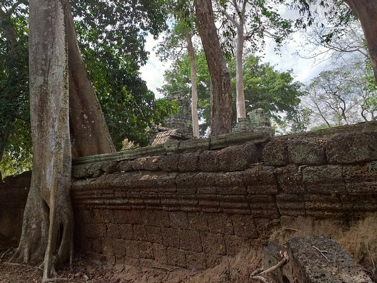 Tempel in Siem Reap