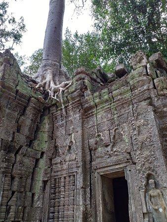 Siĕm Réab, Kambodža: Tempel in Siem Reap