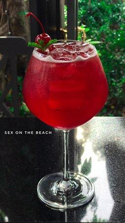 Mora Boutique Hotel: Sex on the beach