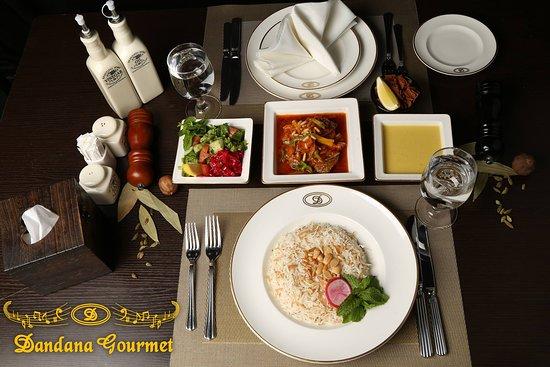 Dandana Gourmet Restaurant: daily brunch