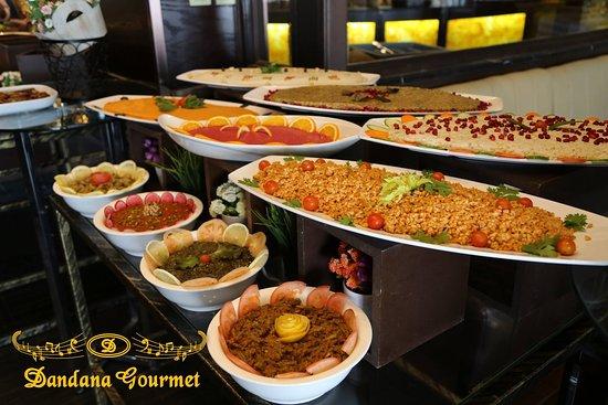 Dandana Gourmet Restaurant: Friday Open Buffet