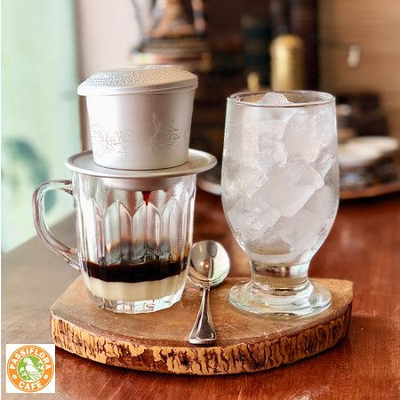 our famous vietnamese coffee