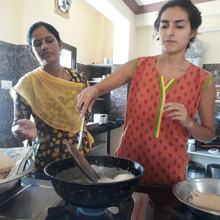Durga 's Cooking Class