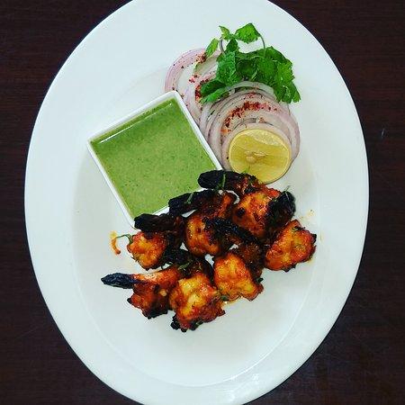Jonathan's Kitchen: Tandoori Prawns