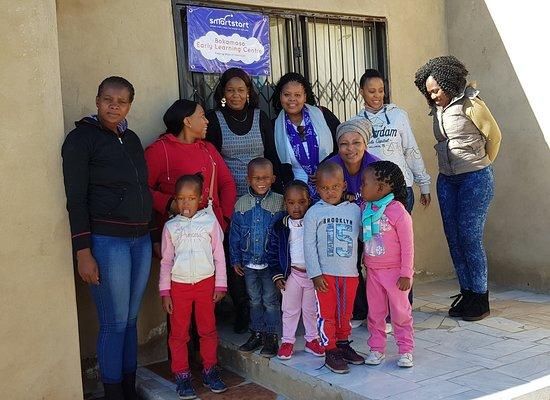 Visit Early Childhood Development dwelling