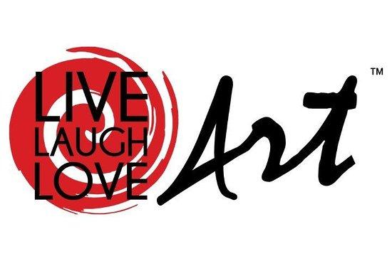 Live Laugh Love Art Vancouver