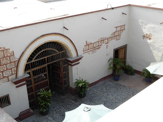Trujillo, Perú: Einsicht in einen den vorderen Patio