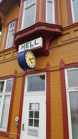 เฮลล์, นอร์เวย์: Next stop, HELL