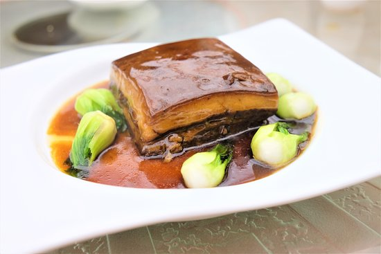 Man Ho Chinese Restaurant: 酒香東坡肉