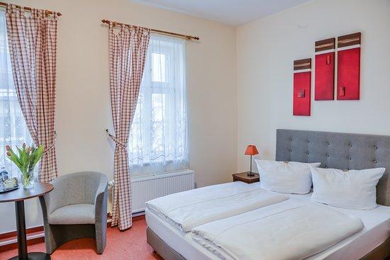 Doppelzimmer Standard Hotel Frankfurt Oder,,Zur Alten Oder``