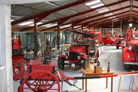 Centre Historique du Monde Sapeur Pompier