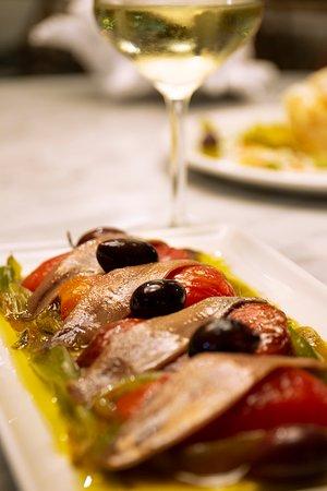 Las anchoas mas frescas