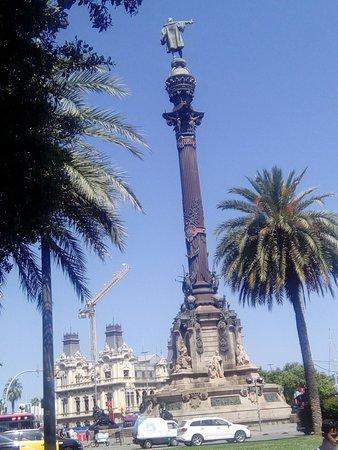 Barcelona, Španělsko: Kristofer Kolumbo