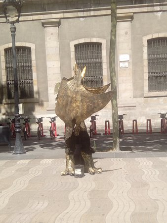 Barcelona, Španělsko: Zanimljivosti