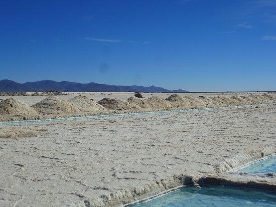 Salinas Grandes: Paisaje lunar