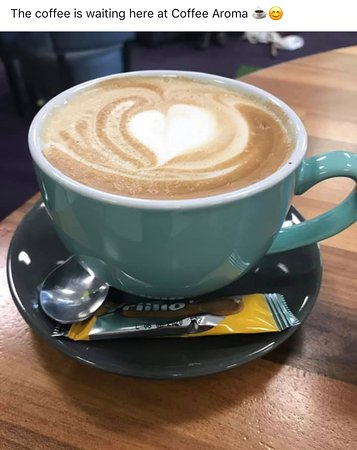 Coffee Aroma: Come join us for a lovely coffee