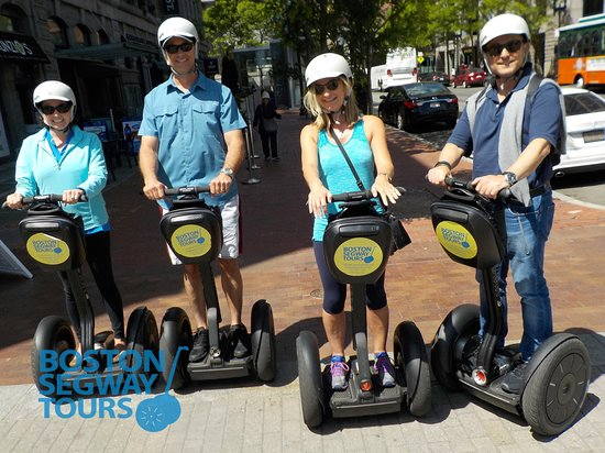 #Fun#dayout with#friends? From#BackBayto#FaneuilHall, we've got you covered here in#Boston! A#Segway#Touris sure for a great time.😃www.bostonsegwaytours.net