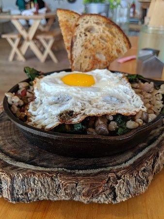Unique breakfast