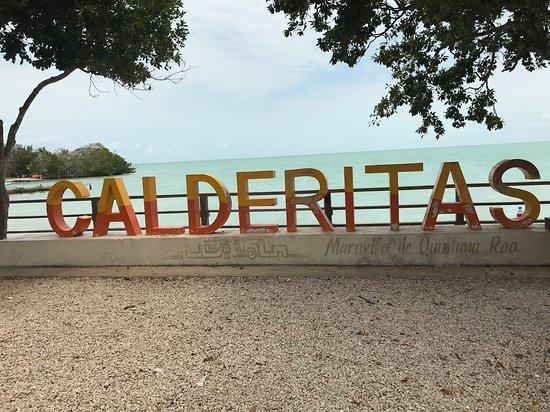 Calderitas照片