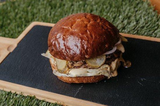 Champion burger