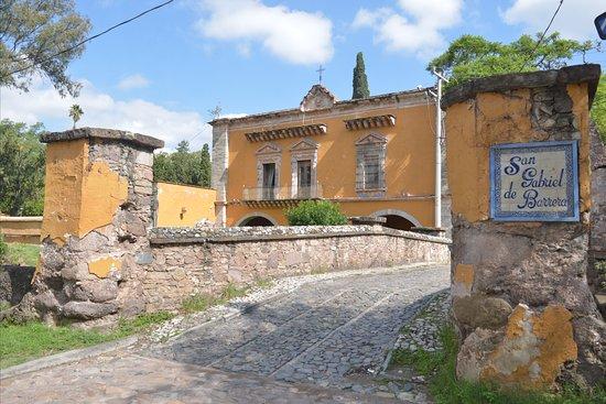 Museo Ex-Hacienda San Gabriel de Barrera