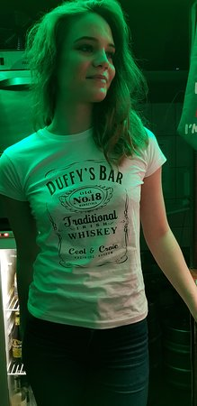 Duffy's Irish Bar: Gabbi