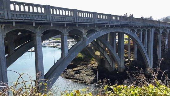 Depoe Bay, OR: The bridge is top photo op