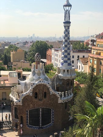 برشلونة, إسبانيا: Gaudi