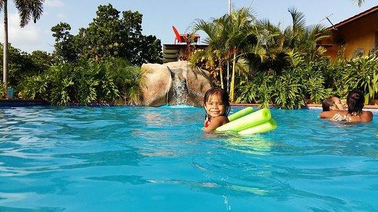 Anton, פנמה: Vista de la piscina
