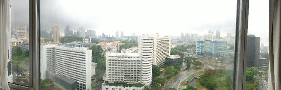 Multiple views . @Four Points By Sheraton