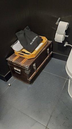 Bathroom trunk