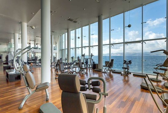 Wyndham Grand Novi Vinodolski Resort: Health club