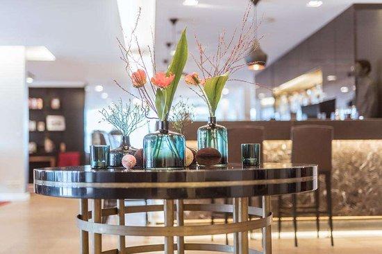 Romantik Hotel Kleber Post: Bar