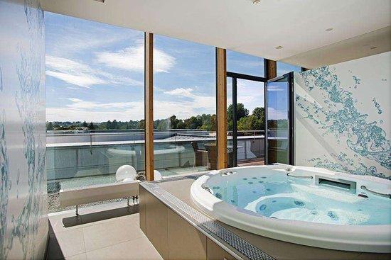 Romantik Hotel Kleber Post: SPA