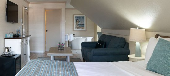 Beach House Queen Guest Room