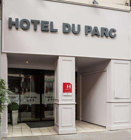Hotel Du Parc : Exterior view