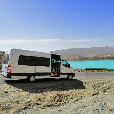 Welcom in transport douhabi VIP Morocco