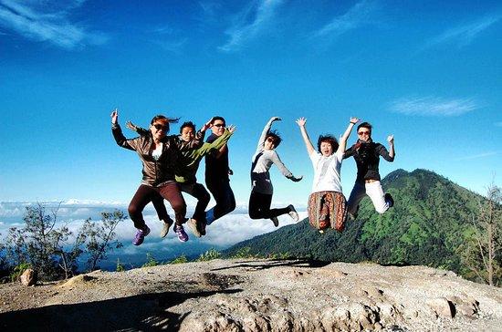 Bromo Tengger Semeru National Park, Indonésie: awesome bromo