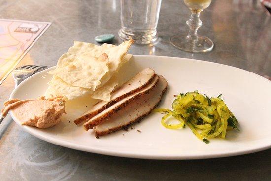 Best of Portland Food Tour: amazing fish pastrami