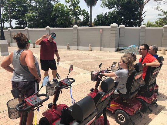 San Juan Scooter Rentals