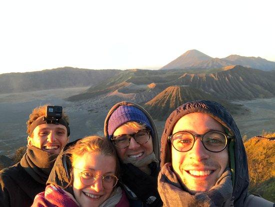 Bromo Tengger Semeru National Park, إندونيسيا: Bromo mountain Today 30 Auguts 2019