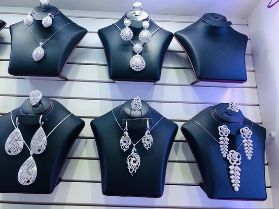 Muhammad Omar Hashem Silver Jewellery