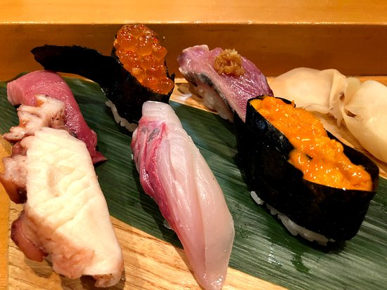 Oishida-machi, Japan: おまかせの一部です