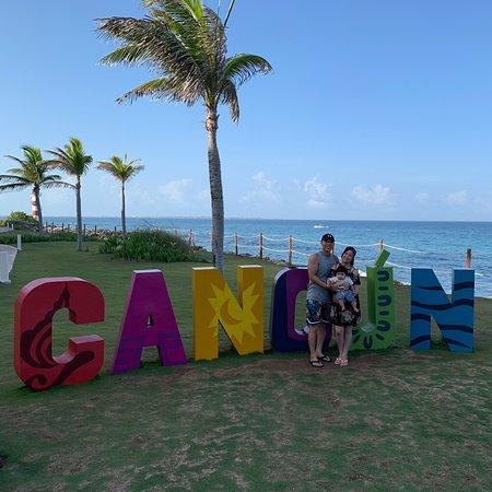 Hyatt Ziva Cancun: Fried octopus at tradewinds