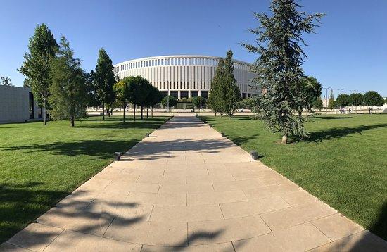 Stadium FC Krasnodar: Atmosfera rilassante, non basta un giorno per visitarlo tutto.