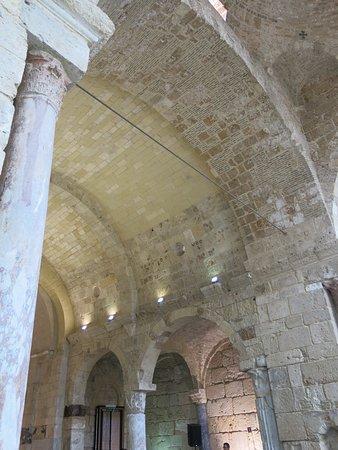 Intérieur de la Basilique.