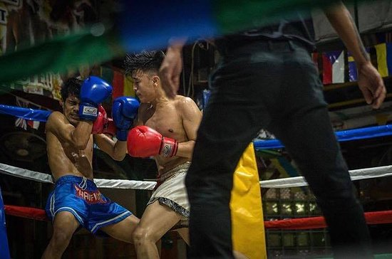 Our professional local Muay Thai fighers
