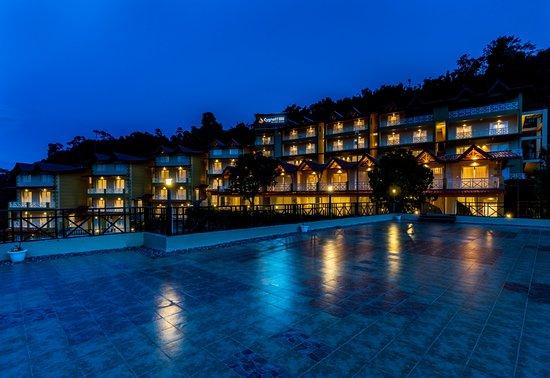 Cygnett Resort Mountain Breeze, hôtels à Nainital
