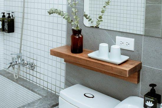 雙人客房浴室